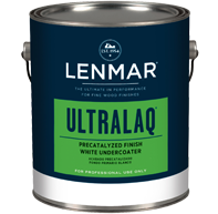 Lenmar UltraLaq Precatalyzed White Undercoater (1C.800)