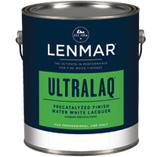 Lenmar UltraLaq Water White Precatalyzed Topcoat (1D.33x series) (Available for Store Pickup Only)