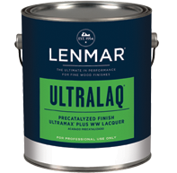Lenmar UltraMax Plus Water White Precatalyzed Lacquer (1D.35X series)