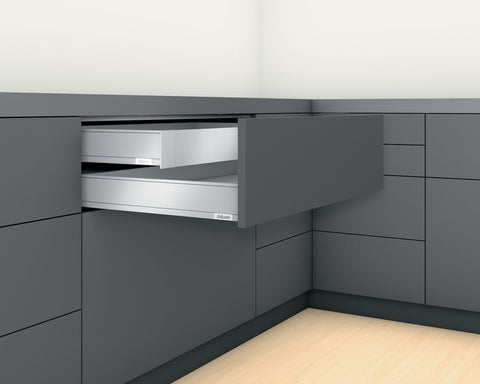 Blum Legrabox Interior Roll-Out Drawer Slides Set