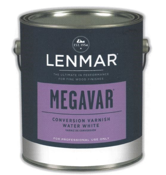 Lenmar Megavar White Conversion Varnish 1S.75X series