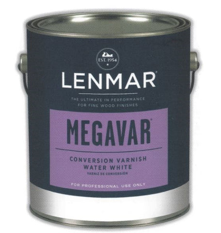 Lenmar Megavar White Conversion Varnish 1S.75X series (Available for Store Pickup Only)