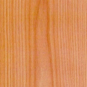 Veneer Tech Red Oak Wood Veneer Plain Sliced 4x8