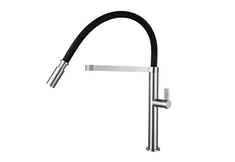 Stainless Steel Kitchen Faucet (DAX-C107B)