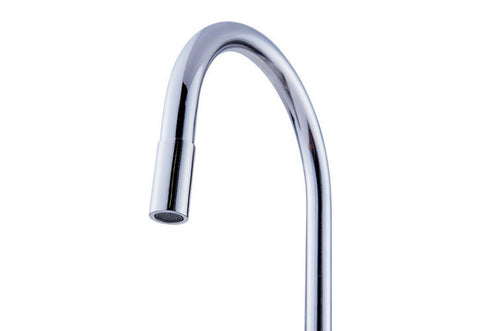 DAX Stainless Steel Single Lever Kitchen Faucet (DAX-003-02)