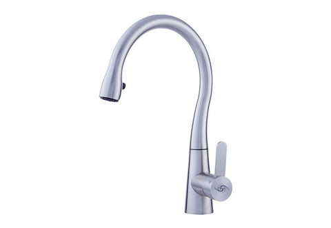Stainless Steel Kitchen Faucet (DAX-C21S)