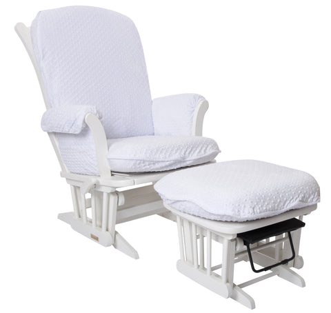 Luxe Basics Cover Me Glider Chair Cover