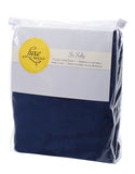 Luxe Basics So Softy Fitted Crib Sheet