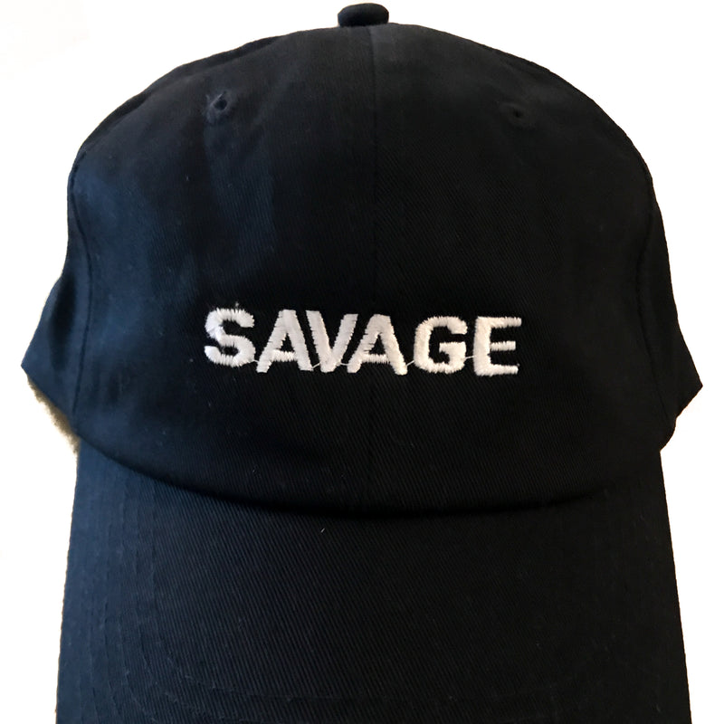 "Misprint ""SAVAGE"" Cap"