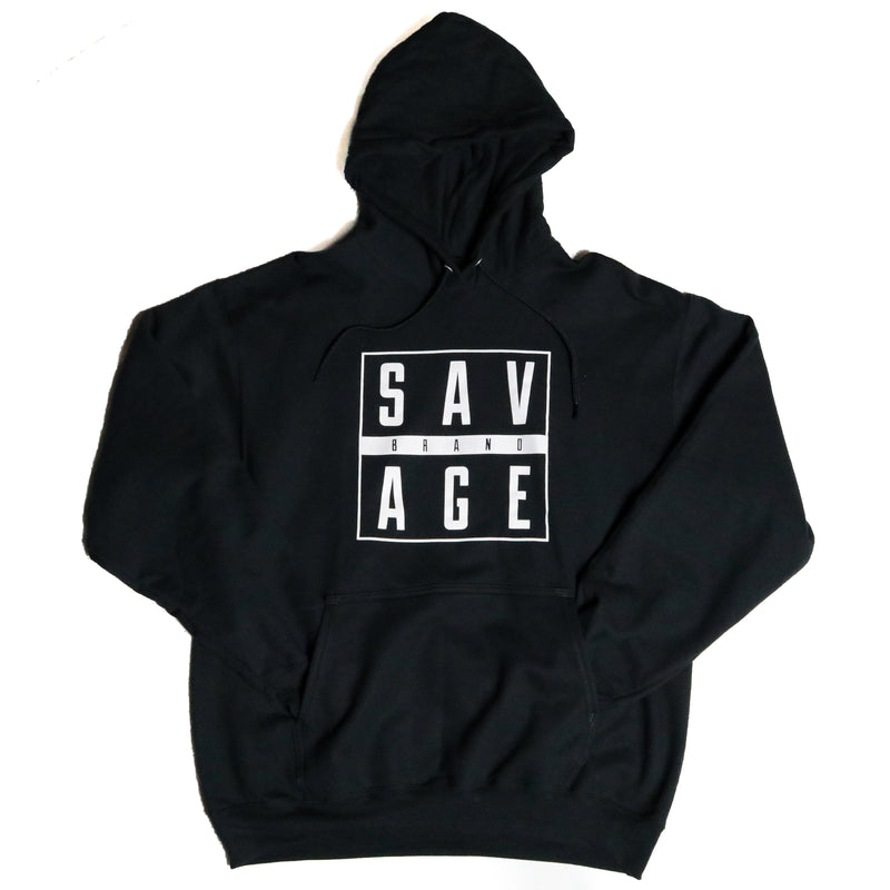 SAV-AGE BRAND Pullover Hoodie