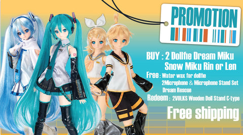 Dollfie Dream ดอล Volks.Inc