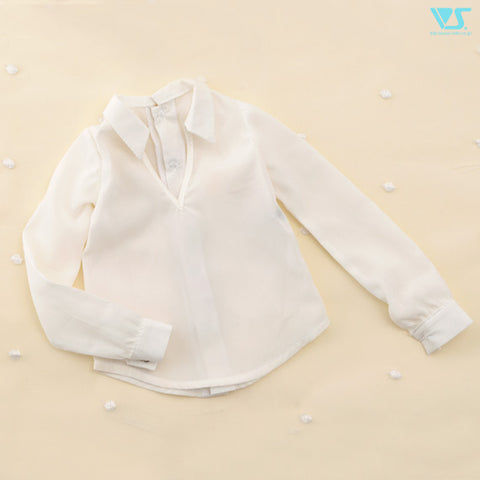 Skipper Blouse (White)