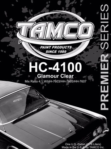 Glamour Clear HC-4100 Kit