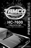 TAMCO HC-7600 2 HOUR AIR DRY CLEAR