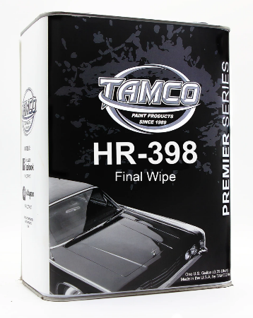 HR398 Final Wipe & Anti-Static cleaner