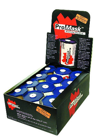 CASE-ProMask Hand Masking Tape with Dispenser