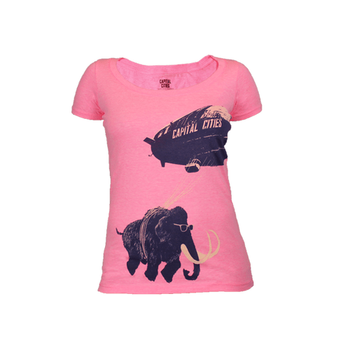 T-Shirt - Ladies Mammoth Tee