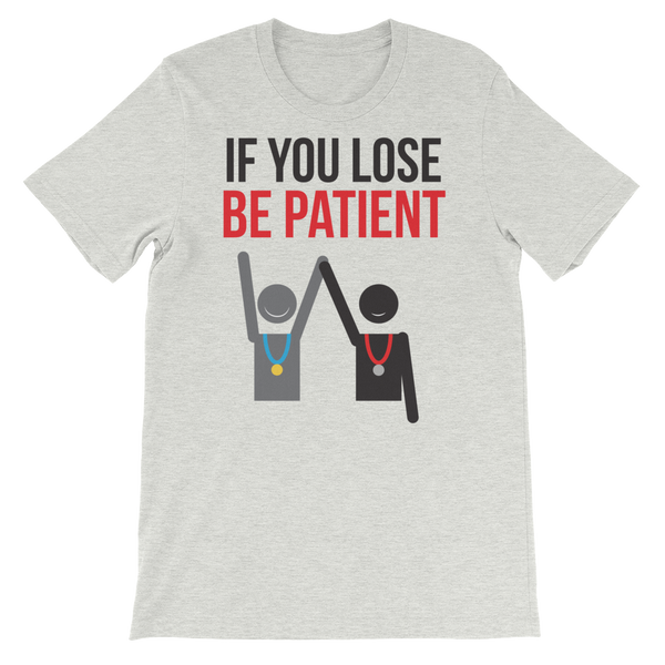 Be Patient, Stay Humble T-Shirt