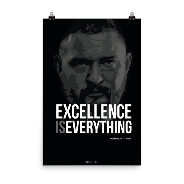 Excellence is Everything