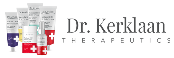 Shop Dr. Kerklaan Natural CBD Therapeutics at Smith & Brit Boutique and Spa