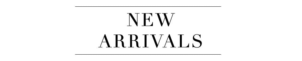 New Arrivals at Smith & Brit