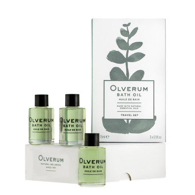 Olverum Travel Set
