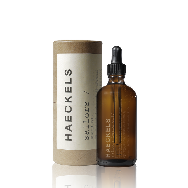 Haeckels Beard Oil