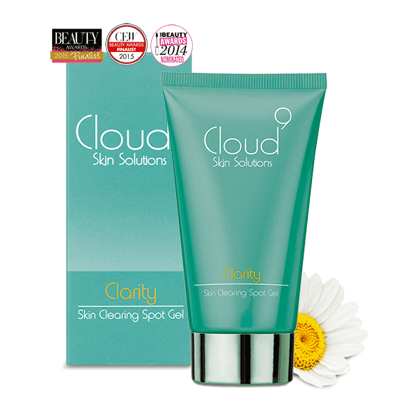 Cloud 9 Skin Solutions Clarity Skin Clearing Spot Gel