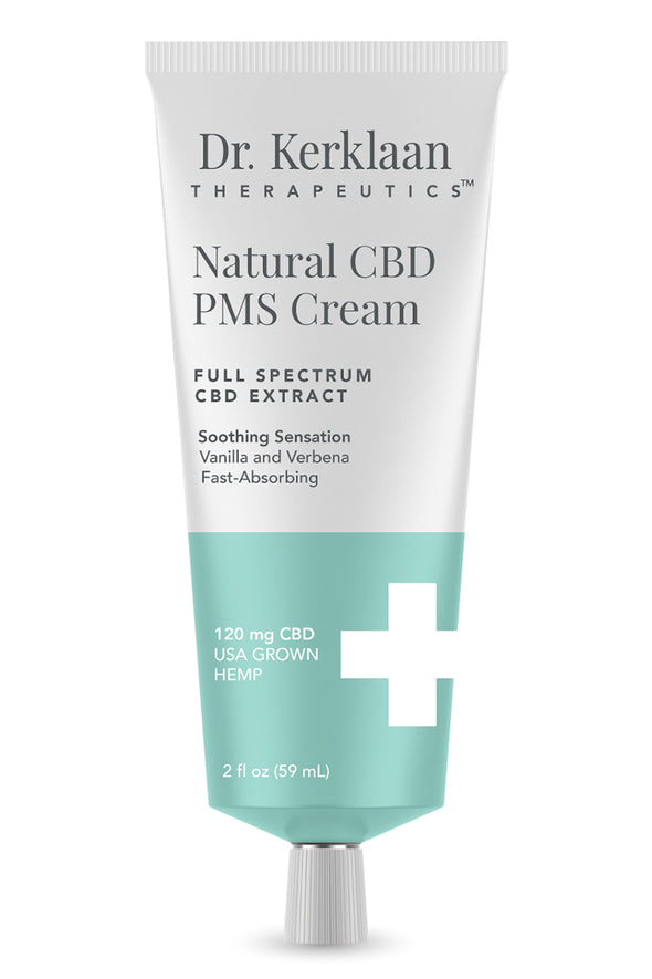 DR. KERKLAAN - NATURAL CBD PMS CREAM - Smith & Brit Boutique and Spa