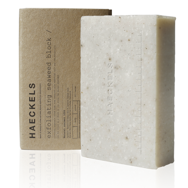 Haeckels Natural Bar Of Soap Large