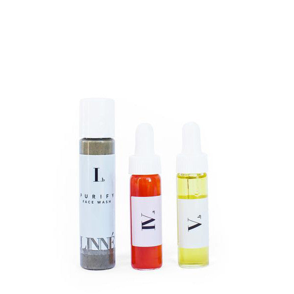 Linne Botanicals - Travel Kit Face Repair