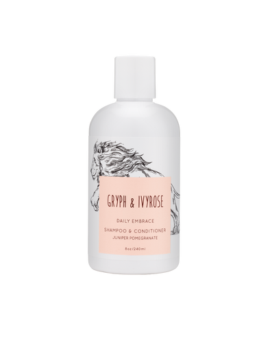 GRYPH & IVYROSE - DAILY EMBRACE SHAMPOO & CONDITIONER - Smith & Brit Boutique and Spa
