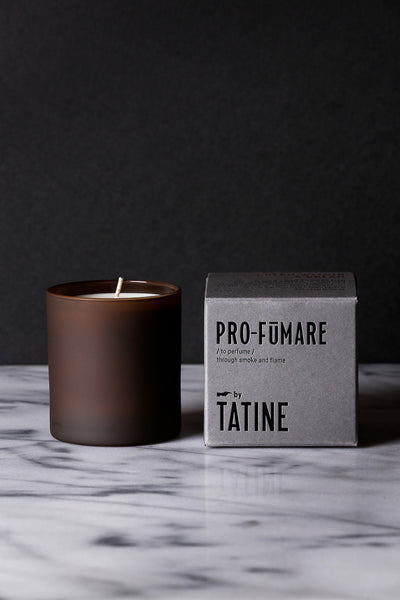 TATINE Nocturne Candle - Pro-Fumare Candle