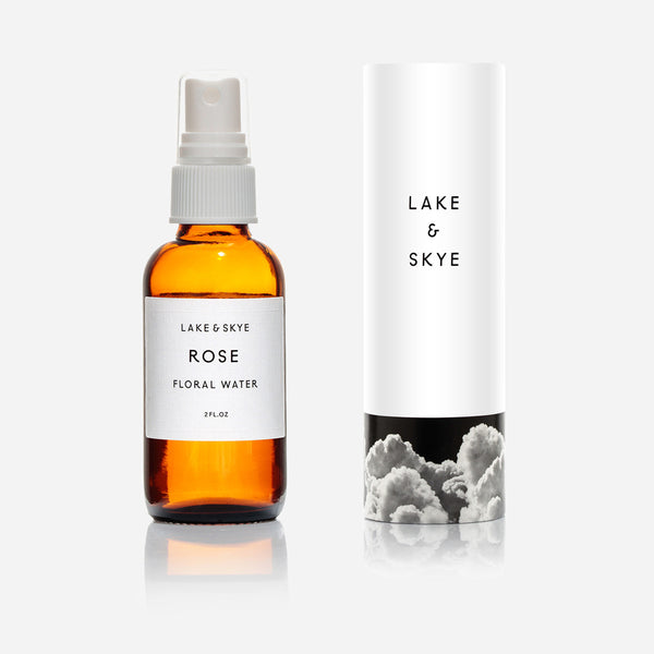Lake & Skye Floral Waters Rose