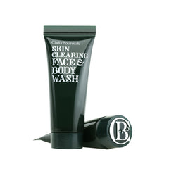 Clarks Botanicals Skin Clearing Face And Body Wash - Smith & Brit Boutique And Spa