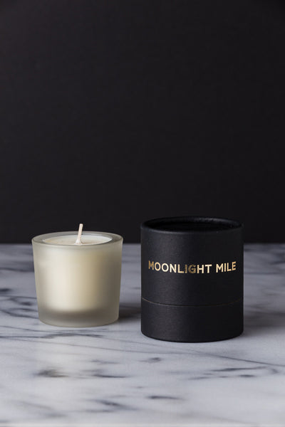 TATINE Moonlight Mile Candle - Dark, Wild + Deep