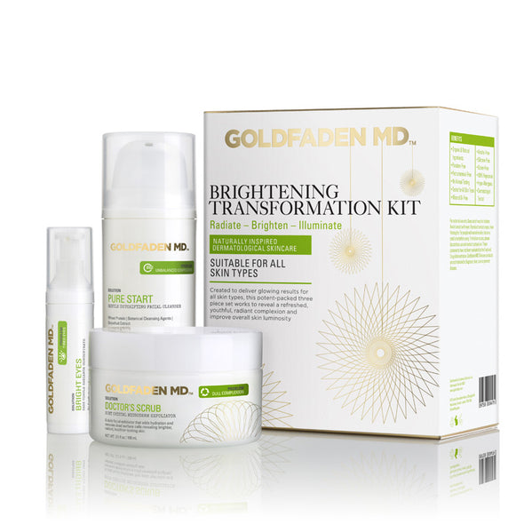 Goldfaden MD Brightening Transformation Kit - Smith & Brit Boutique and Spa