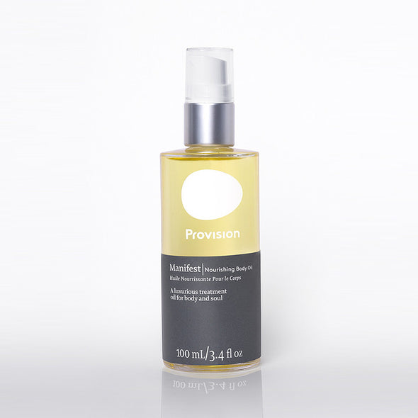 Provision Manifest Nourishing Body Oil - Smith & Brit Boutique and Spa