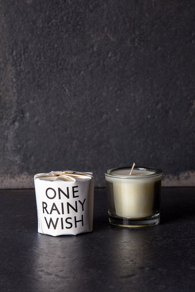 TATINE One Rainy Wish - Votive Candle