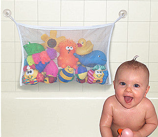 Jolly Jumper Bath Tub Toy Bag