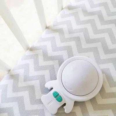 Zed the Vibration Sleep Soother and Nightlight by Rockit