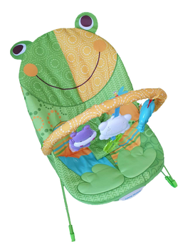 SKEP Vibrating Frog Bouncer - Babyonline