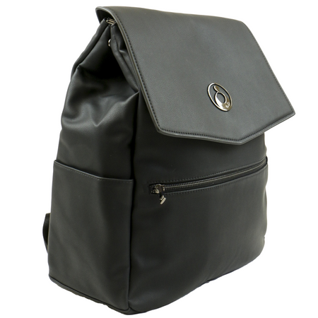 Isoki Hartley Backpack ONYX