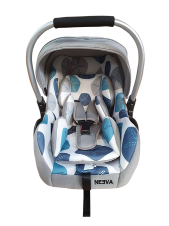 Neeva Capsule with Aluminum Handle - BLUE