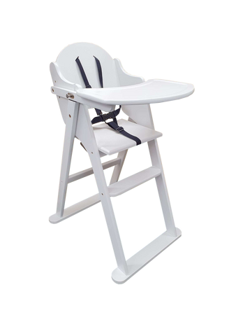 Kapai Aster Folding Wooden High Chair
