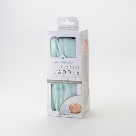 Miracle Blanket Swaddle - MINT