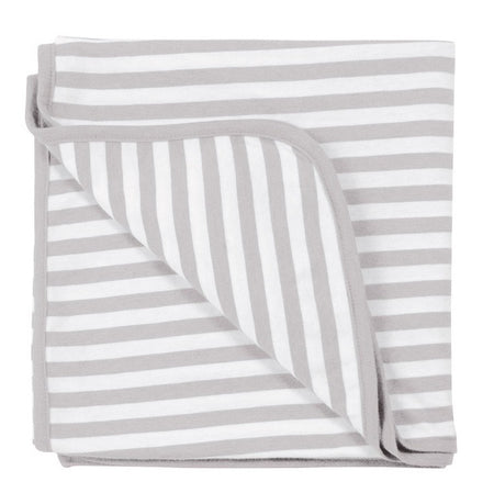 Woolbabe Merino/Organic Cotton swaddle/blanket PEBBLE - Babyonline