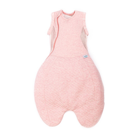 Purflo Swaddle to Sleep Bag All Seasons - Shell Pink
