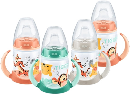 NUK First Choice Learner Bottle 150ml - Winnie the Pooh - Babyonline