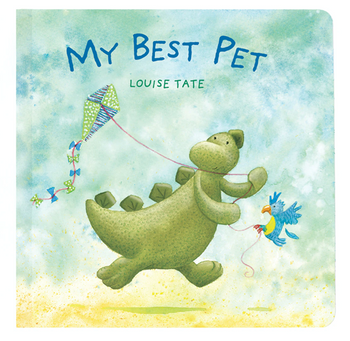 Jellycat My Best Pet - Board Book